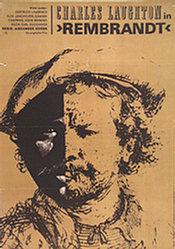 Grüttner Erhard - Rembrandt