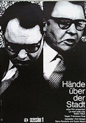 Hillmann Hans - Hände über der Stadt