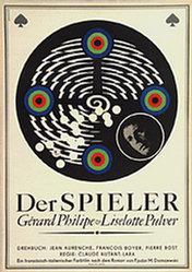 Gottsmann Werner - Der Spieler