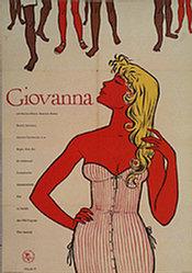 Klemke Werner - Giovanna