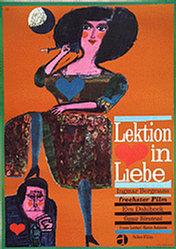 Oberpurger Hermann - Lektion in Liebe