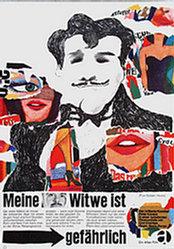 Edelmann Heinz - Meine Witwe ist gefährlich