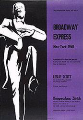 Anonym - Broadway Express