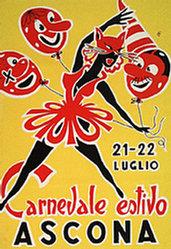 Monogramm E. - Carnevale estivo Ascona