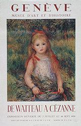 Anonym - De Watteau a Cézanne