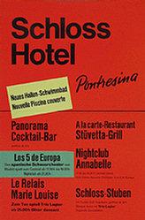 Anonym - Schloss Hotel Pontresina