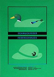 Kuhn Claude - Schmuckfeder - Federschmuck