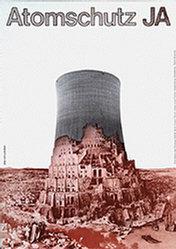 Brauchli Pierre - Atomschutz JA