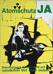Bänninger Urs - Atomschutz JA