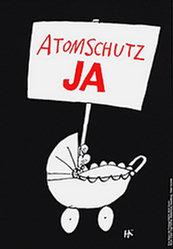 Hürzeler Peter - Atomschutz JA