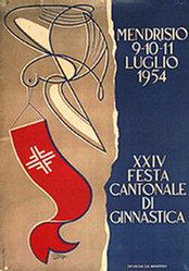 Anonym - Festa cantonale di Ginnastica