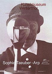 Müller-Yoshikawa Shizuko - Sophie Taeuber-Arp