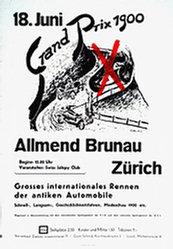 Anonym - Grand Prix 1900