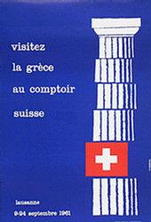 Katzourakis M. - Visitez la grèce au Comptoir Suisse
