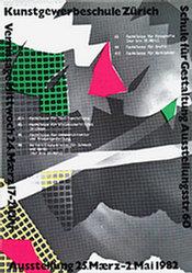 Zürcher Brigitte - Kunstgewerbeschule Zürich