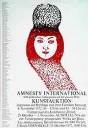 Anonym - Amnesty International
