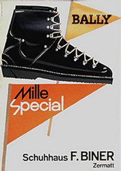 Bachmann Uli - Bally Mille