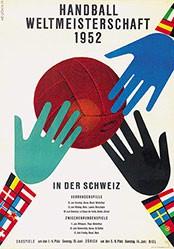 Weiskönig Werner - Handball Weltmeiserschaft