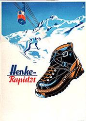 Monogramm Yo - Henke-Rapid