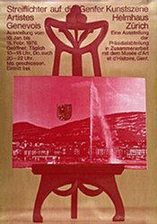 Anonym - Streiflichter auf die Genfer Kunstszene