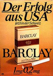 Anonym - Barclay