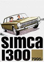 Toscan & Selmi - Simca 1300