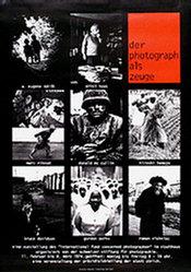Burri René - Der Photograph als Zeuge