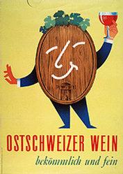 Anonym - Ostschweizer Wein