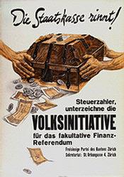 Gfeller Rolf - Volksinitiative