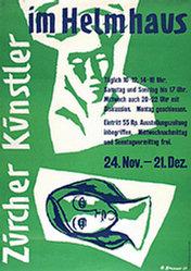 Brunner H. - Zürcher Künstler im Helmhaus