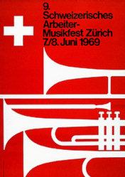 Gabban G.M. - Arbeiter-Musikfest Zürich