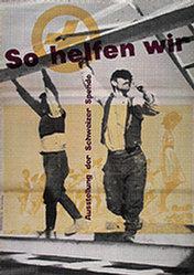 Bischof Werner / Flückiger Adolf - So helfen wir