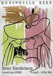 Brignoni Serge - Berner Künstlerinnen