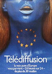 Grandjean Fred - Télédiffusion