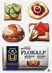 Anonym - Floralp Butter