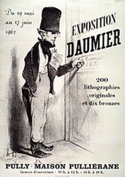 Anonym - Exposition Daumier