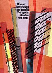 Gasser Bruno - 50 Jahre Textildesign
