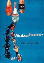 Ejo / Salathé Reklame - Walzehuser