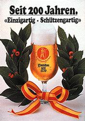 Hofstetter Werbeatelier - Schützengarten Bier