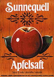 Anonym - Sunnequell Apfelsaft