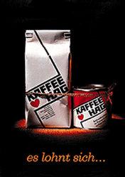 Looser Hans Werbeagentur - Kaffee Hag