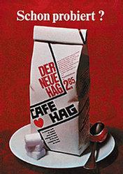 Looser Hans Werbeagentur - Café Hag