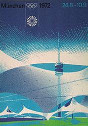 Anonym - Olympische Spiele München