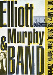 Fischbacher Roli - Elliott Murphy & Band