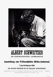 Anonym - Albert Schweitzer