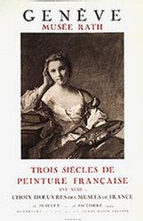 Anonym - Trois siécle de peinture française