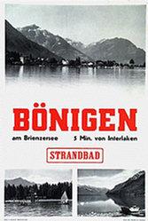 Steinhauer H. (Photo) - Bönigen