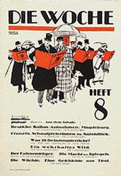 Jäger Heinrich - Die Woche
