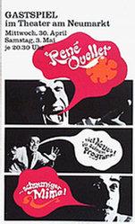 Oswald Armande - Gastspiel