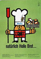 Piatti Celestino - Holle Brot